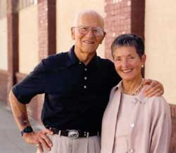 John and Trudy Armer
